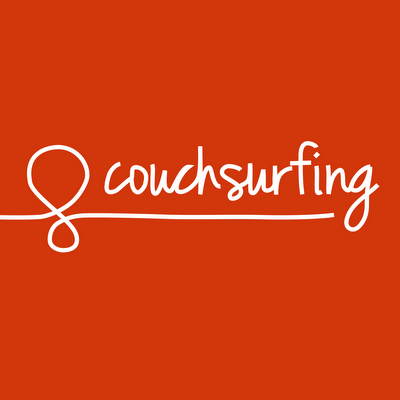 Find a free couch with Couchsurfing