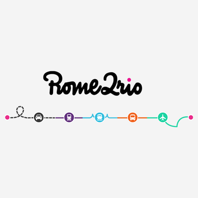 Find the cheapest transportation with Rome2Rio